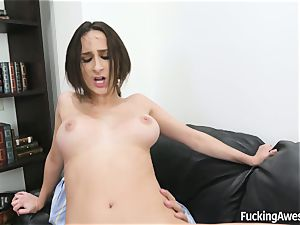 busty Ashley Adams Gets boinked by the schoolteacher