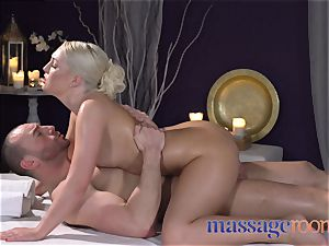 massage apartments oiled firm freckled towheaded masseuse