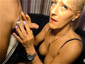 SexTapeGermany - German romp gauze with light-haired milf