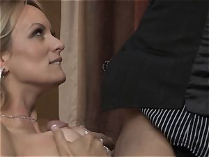 Stormy Daniels cheats with her fantasy manhood
