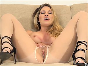 Teagan Presley gropes Herself For You