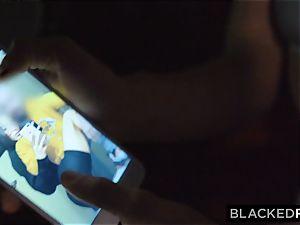 BLACKEDRAW Abella Danger Has The horniest big black cock fucky-fucky EVER