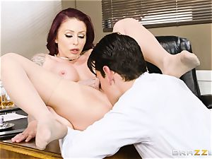 Monique Alexander drilled doggy-style