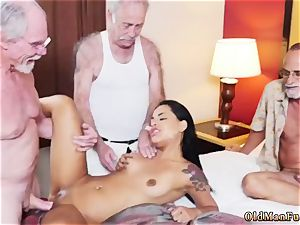 facial cumshot and stick it back in Staycation with a latin ultra-cutie