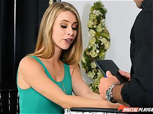 warm babes inspecting their acting abilities on Digital Playground