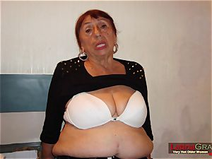 LatinaGrannY scorching Spanish grandmother ladies Slideshow