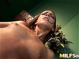 mummy Sabrina yummy Gets anally opened up