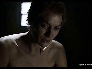 Lena Headey bares her nude bod in Game of Thrones