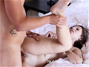 Nubiles audition - hardcore pornography audition for novice