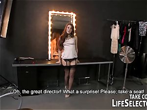 French director castings her wannabe actresses