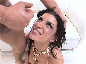 rock hard xxx screwing with Romi Rain and Toni Ribas