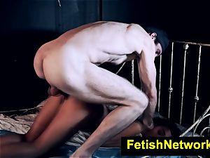 HostelXXX Gina Valentina domination & submission apartment penetrate