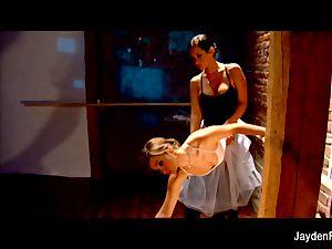 fantastic ballet lessons w Jayden Jaymes