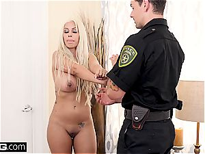 On 4th of July Bridgette B fucks a cop