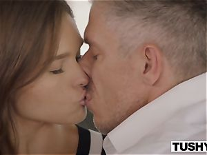 TUSHY mischievous nubile Gets Gaped By Her best mates daddy