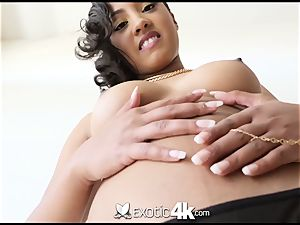 Exotic4k Natalie Hawke interracial plumb and eye spray