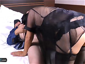 AgedLovE super-hot woman luving hardcore romp Compilation