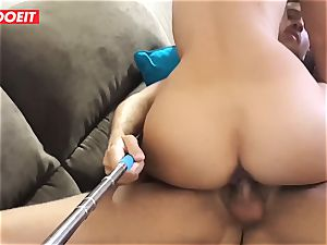 Hungarian hot babe Gets Rebound fuck-a-thon With Spanish duo