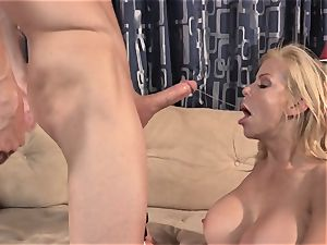 A lil' help from my pals part 4 with cougar Alexis Fawx