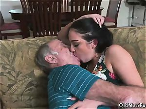 aged man penetrate nubile hd and fellows piss on Frannkie s a rapid learner!