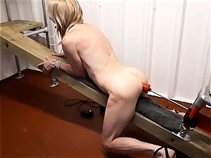 RachelSexyMaid - 15 - dungeon booty naked tearing up